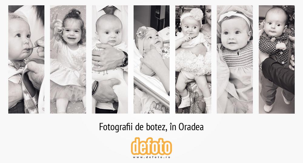 Fotograf botez în Oradea