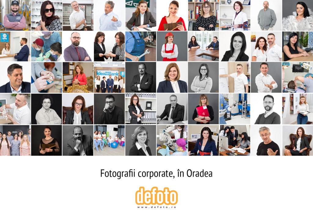 Fotografii corporate & business în Oradea